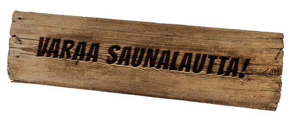 Varaa saunalautta Tampereella